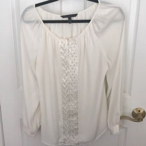 White blouse size 10